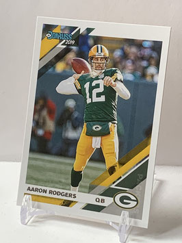 Aaron Rodgers (Packers) 2019 Donruss #98
