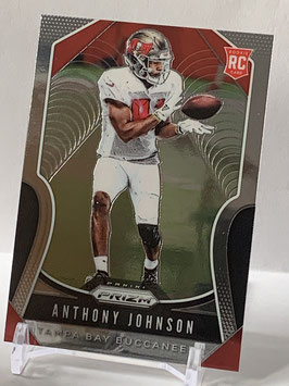 Anthony Johnson (Buccaneers) 2019 Prizm #370