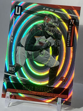 Caleb Benenoch (Buccaneers) 2019 Unparalleled WHIRL #149