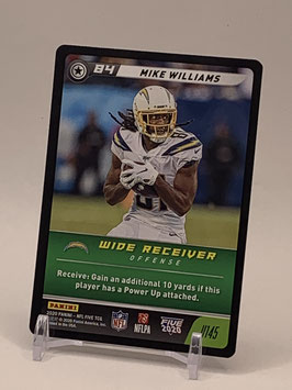 Mike Williams (Chargers) 2020 FIVE TCG #U145