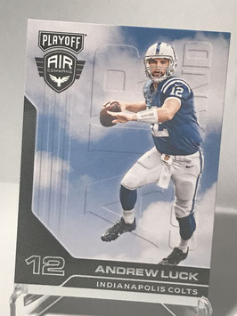 Andrew Luck (Colts) 2016 Panini Playoff Air Command #AC-AL