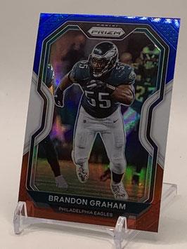 Brandon Graham (Eagles) 2020 Prizm Red White Blue Prizm #175