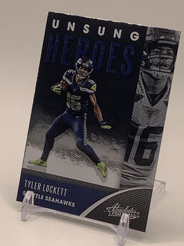 Tyler Lockett (Seahawks) 2020 Absolute Unsung Heroes #UH-TL