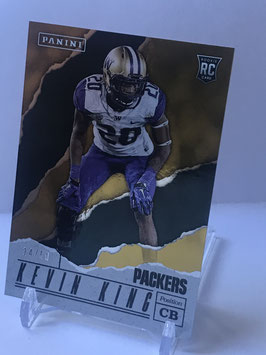 Kevin King (Washington/ Packers) 2017 Panini Father's Day Foil #68