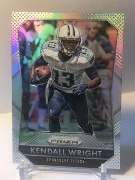 Kendall Wright (Titans) 2015 Panini Prizm Prizm #72