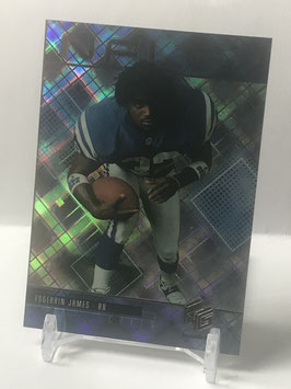 Edgerrin James (Colts) 1999 Upper Deck HoloGrFX NFL 24/7 #N11