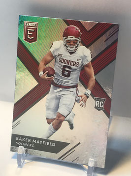 Baker Mayfield (Oklahoma/ Browns) 2018 Elite Variation #139