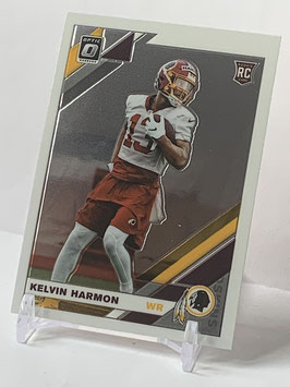 Kelvin Harmon (Redskins) 2019 Donruss Optic #149