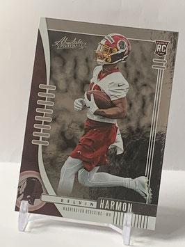 Kelvin Harmon (Redskins) 2019 Absolute #196
