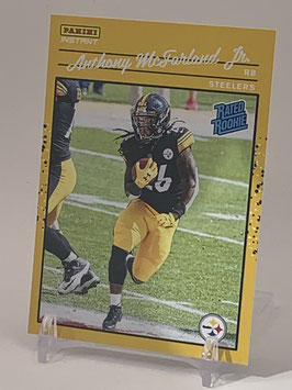 Anthony McFarland (Steelers) 2020 Panini Instant Rated Rookie #RR37