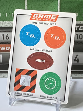 Game Markers FIVE TCG #1