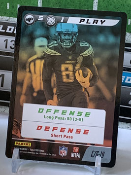 Mike Williams (Chargers) 2019 Panini FIVE TCG #C76