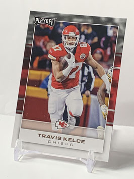 Travis Kelce (Chiefs) 2017 Playoff #44