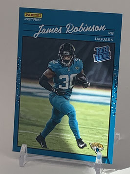 James Robinson (Jaguars) 2020 Panini Instant Rated Rookie #RR43