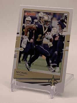 Michael Thomas (Saints) 2020 Donruss #177