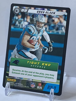 Greg Olsen (Panthers) 2019 FIVE TCG R135