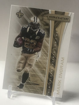 Mark Ingram (Saints) 2017 Rookies & Stars #155