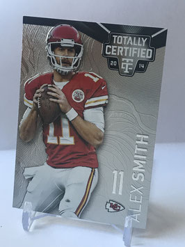 Alex Smith (Chiefs) 2016 Totally Certified #46