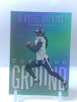 DeAndre Hopkins (Texans) 2018 Absolute Covering Ground #CG-DH