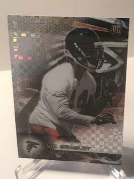 Vic Beasley (Falcons) 2015 Topps Platinum X-Fractor #139