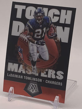 LaDainian Tomlinson (Chargers) 2020 Mosaic Touchdown Masters #TM14