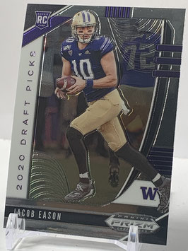 Jacob Eason (Washington/ Colts) 2020 Prizm Draft #115