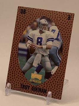 Troy Aikman (Cowboys) 1998 Playoff Momentum #2