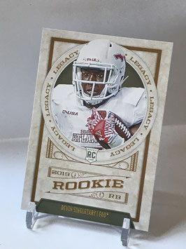 Devin Singletary ( Florida Atlantic/ Bills) 2019 Legacy #159