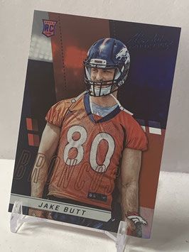 Jake Butt (Broncos) 2017 Absolute Spectrum Blue #169