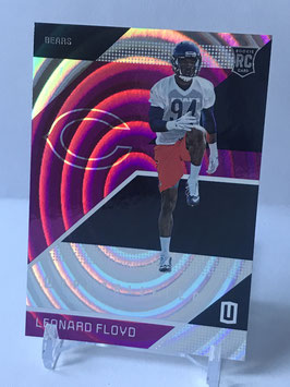Leonard Floyd (Bears) 2016 Panini Unparalleled Purple #179