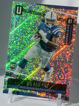 Mo Alie-Cox (Colts) 2019 Unparalleled #56