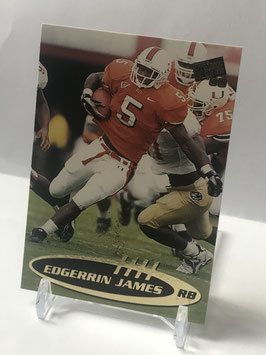 Edgerrin James (Colts) 1999 Press Pass #6