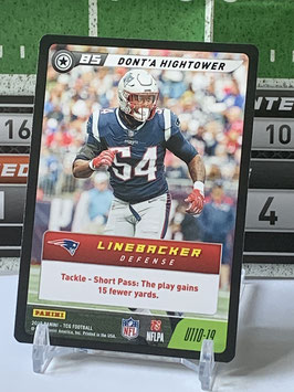 Dont'a Hightower (Patriots) 2019 FIVE TCG #U110