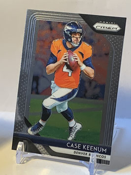Case Keenum (Broncos) 2018 Prizm #141