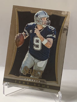 Tony Romo (Cowboys) 2013 Select #57