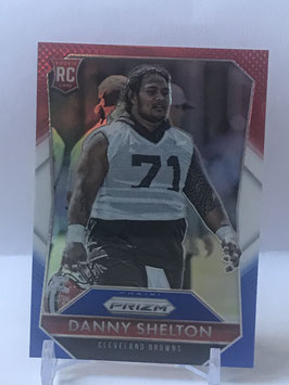 Danny Shelton (Browns) 2015 Prizm Red White Blue Prizm #219