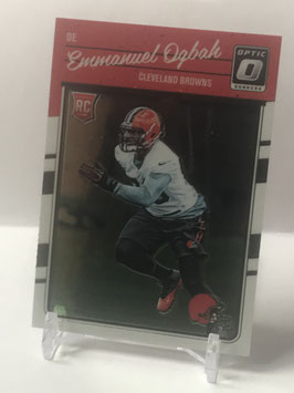 Emmanuel Ogbah (Browns) 2016 Donruss Optic #115