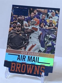 Josh Gordon (Browns) 2014 Hot Rookies Air Mail Blue #AM3