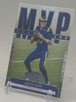 Jared Goff (Rams) 2020 Contenders MVP #MC-JGO
