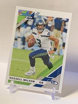 Russell Wilson (Seahawks) 2019 Donruss #227