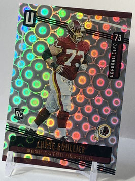 Chase Roullier (Redskins) 2019 Unparalleled GROOVE #119