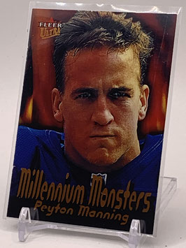 Peyton Manning (Colts) 2000 Fleer Ultra Millennium Monsters #5