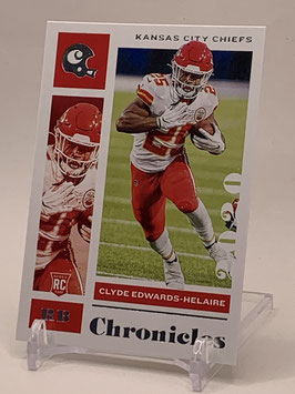 Clyde Edwards-Helaire (Chiefs) 2020 Chronicles #46