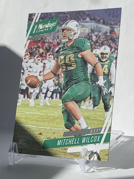 Mitchell Wilcox (USF/ Bengals) 2020 Chronicles Draft Picks Prestige #21