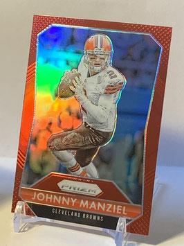 Johnnie Manziel (Browns) 2015 Prizm Red Prizm #83