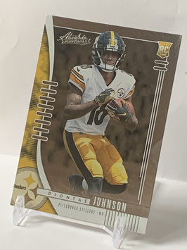 Diontae Johnson (Steelers) 2019 Absolute #113
