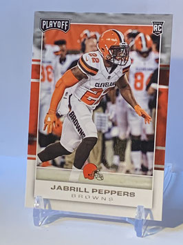 Jabrill Peppers (Browns) 2017 Playoff #254