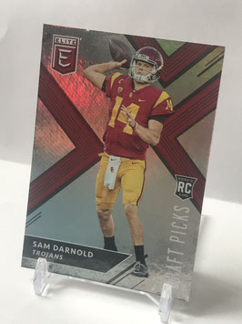 Sam Darnold (USC/ Jets) 2018 Panini Elite Draft Picks Variation #101
