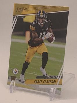 Chase Claypool (Steelers) 2020 Chronicles Prestige #322