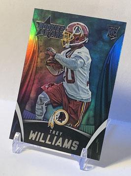 Trey Williams (Redskins) 2015 Rookies & Stars Longevity #137